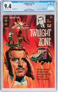 Silver Age (1956-1969):Horror, Twilight Zone #15 (Gold Key, 1966) CGC NM 9.4 Off-white to whitepages....
