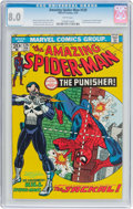 Bronze Age (1970-1979):Superhero, The Amazing Spider-Man #129 (Marvel, 1974) CGC VF 8.0 Whitepages....