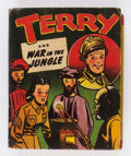 Big Little Book:Adventure, Big Little Book #1420 Terry and War in the Jungle (Whitman, 1946)Condition: FN/VF....