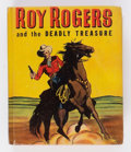 Big Little Book:Western, Big Little Book #1437 Roy Rogers and the Deadly Treasure (Whitman, 1947) Condition: VF....