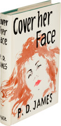 Books:Mystery & Detective Fiction, P. D. James. Cover Her Face. London: Faber and Faber, [1962]. First edition. ...