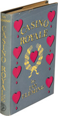 Books:Mystery & Detective Fiction, Ian Fleming. Casino Royale. London: Jonathan Cape, [1953].First edition....