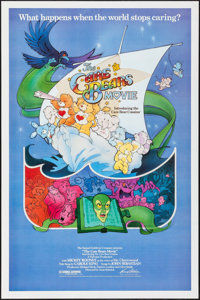 """The Care Bears Movie & Others Lot (Samuel Goldwyn, 1985). One Sheets (6) (27"""" X 40"""" & 27""""..."""