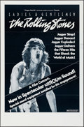 "Movie Posters:Rock and Roll, Ladies and Gentlemen: The Rolling Stones (Dragon Aire, 1973). OneSheet (25"" X 38""). Rock and Roll.. ..."