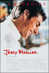 """Jerry Maguire & Others Lot (Tri-Star, 1996). One Sheets (3) (27"""" X 40"""" & 27"""" X 41"""")..."""