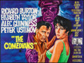 """Movie Posters:Drama, The Comedians & Other Lot (MGM, 1967). British Quads (2) (30"""" X 40""""). Drama.. ... (Total: 2 Items)"""