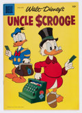 Silver Age (1956-1969):Cartoon Character, Uncle Scrooge #22 (Dell, 1958) Condition: VF....
