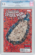 Modern Age (1980-Present):Superhero, The Amazing Spider-Man #700 (Marvel, 2013) CGC NM/MT 9.8 Whitepages....