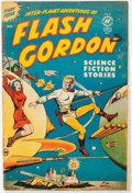 Golden Age (1938-1955):Science Fiction, Flash Gordon #1 (Harvey, 1950) Condition: VG....