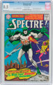 Showcase #60 The Spectre! (DC, 1966) CGC VF+ 8.5 Off-white pages