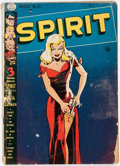 Golden Age (1938-1955):Superhero, The Spirit #22 (Quality, 1950) Condition: FR/GD....