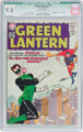 Green Lantern #14 (DC, 1962) CGC Qualified VF/NM 9.0 Off-white to white pages