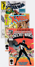 Modern Age (1980-Present):Miscellaneous, Marvel Modern Age Box Lot (Marvel, 1980s-90s) Condition: Average NM-....