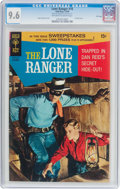 Silver Age (1956-1969):Western, Lone Ranger #16 File Copy (Gold Key, 1969) CGC NM+ 9.6 Off-white towhite pages....