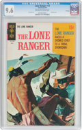 Silver Age (1956-1969):Western, Lone Ranger #14 File Copy (Gold Key, 1969) CGC NM+ 9.6 Off-white towhite pages....