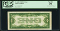 Error Notes:Inverted Reverses, Fr. 1602 $1 1928B Silver Certificate. PCGS Very Fine 30.. ...