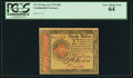 Colonial Notes:Continental Congress Issues, Continental Currency January 14, 1779 $20 PCGS Very Choice New 64.....