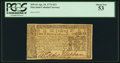 Colonial Notes:Maryland, Maryland April 10, 1774 $2/3 PCGS About New 53.. ...