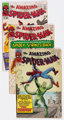 The Amazing Spider-Man Group of 24 (Marvel, 1964-71) Condition: Average VG.... (Total: 24 Comic Books)