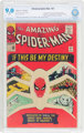 The Amazing Spider-Man #31 (Marvel, 1965) CBCS VF/NM 9.0 White pages