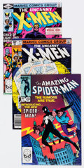 Modern Age (1980-Present):Miscellaneous, Marvel Modern Age Comics Group of 6 (Marvel, 1980s) Condition: Average VF+.... (Total: 6 Comic Books)