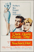 """Movie Posters:Romance, Teacher's Pet & Other Lot (Paramount, 1958). One Sheets (2) (27"""" X 41""""). Romance.. ... (Total: 2 Items)"""