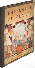 Books:Children's Books, [Maxfield Parrish]. Louise Saunders. The Knave of Hearts.New York: 1925. First edition.. ...
