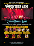 """Movie Posters:Rock and Roll, Volunteer Jam (Good Vibes, 1976). One Sheet (29.75"""" X 41""""). Rockand Roll.. ..."""