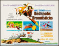 """Movie Posters:Animation, Bedknobs and Broomsticks (Buena Vista, 1971). Half Sheet (22"""" X28""""). Animation.. ..."""