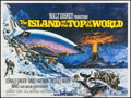 """Movie Posters:Adventure, The Island at the Top of the World & Other Lot (Buena Vista,1974). British Quads (2) (30"""" X 40""""). Adventure.. ... (Total: 2Items)"""