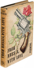 Books:Mystery & Detective Fiction, Ian Fleming. From Russia, with Love. London: [1957]. First edition.. ...