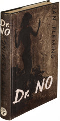 Books:Mystery & Detective Fiction, Ian Fleming. Dr No. London: [1958]. First edition.. ...