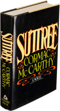 Books:Literature 1900-up, Cormac McCarthy. Suttree. New York: [1979]. First edition. ....