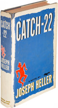 Books:Literature 1900-up, Joseph Heller. Catch-22. New York: 1961. First edition,inscribed....