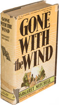Books:Fiction, Margaret Mitchell. Gone with the Wind. New York: 1936. Laterprinting, signed.. ...