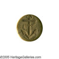Military & Patriotic:Pre-Civil War, Fine Early Naval Brass Uniform Button. Albert pictures a number of similar varieties dating to the late 18th century, but we...