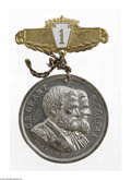 Political:Tokens & Medals, Fine Selection of Seven Different Ulysses S. Grant Medals and Badges. Five are 1868 and 1872 campaign items, one 1877 medal,... (Total: 7 )