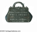 "Political:Advertising, Most Unusual Watch Fob From Theodore Roosevelt's 1912 ""Bull Moose""Candidacy. We have not seen this interesting item, in the..."