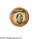 Political:Pinback Buttons (1896-present), Stunning American Artworks Multicolor W. H. Taft Pinback. Based inCoshocton, Ohio, this small company produced some awesome...