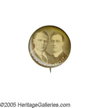 The Ultimate Jugate Button Rarity- the 1920 Cox & Roosevelt. Among political collectors, a run of jugates from e...
