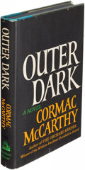 Books:Literature 1900-up, Cormac McCarthy. Outer Dark. New York: [1968]. Firstedition....
