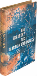 Books:Science Fiction & Fantasy, Ray Bradbury. The Martian Chronicles. Garden City: 1950.First edition, signed....