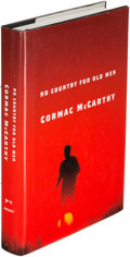 Books:Literature 1900-up, Cormac McCarthy. No Country for Old Men. New York: 2005.First trade edition. Signed by McCarthy.. ...