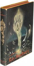 Books:Horror & Supernatural, Ray Bradbury. Something Wicked This Way Comes. New York: 1962. First edition, signed.. ...