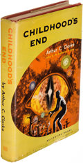 Books:Science Fiction & Fantasy, Arthur C. Clarke. Childhood's End. New York: [1953]. Firstedition, hardcover issue. . ...