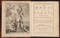 Books:Literature Pre-1900, [Virgil]. Joseph Trapp, translator. Aeneis of Virgil. London: 1718-1720. Trapp edition.... (Total: 2 Items)
