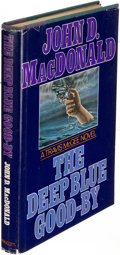 Books:Mystery & Detective Fiction, John D. MacDonald. Group of Ten Travis McGee Mysteries.Philadelphia: 1971-1980. First U. S. hardcover editions, oneinscrib... (Total: 10 Items)