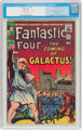 Fantastic Four #48 (Marvel, 1966) CGC VF- 7.5 Off-white pages