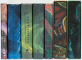 Books:Children's Books, J. K. Rowling. Group of Seven Books. [New York: 1997-2007]. Fivefirst U. S. editions, two deluxe editions.... (Total: 7 Items)