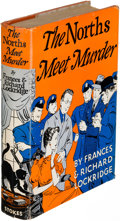 Books:Mystery & Detective Fiction, Frances and Richard Lockridge. The Norths Meet Murder. NewYork: 1940. First edition....